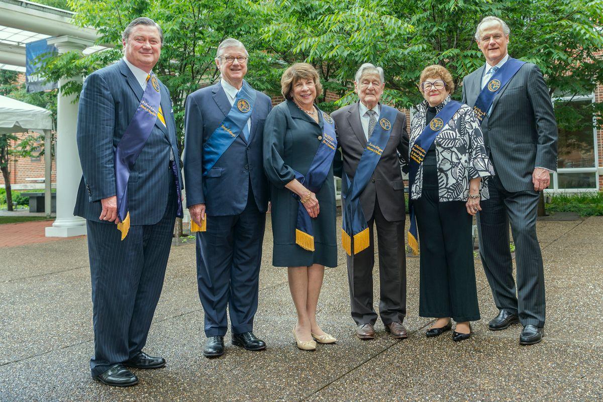 Six 2018 Order of Vandalia inductees