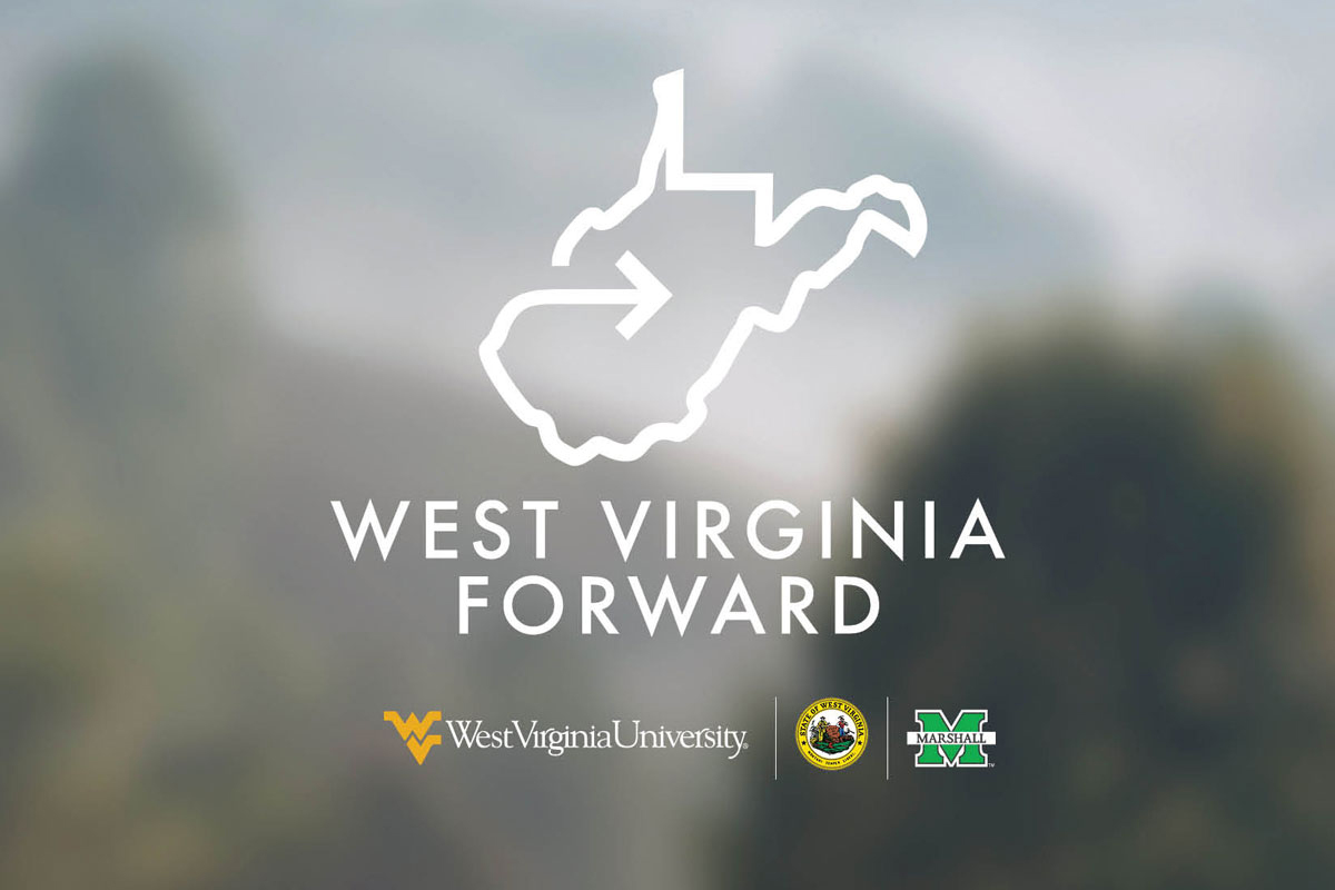 West Virginia Forward logo
