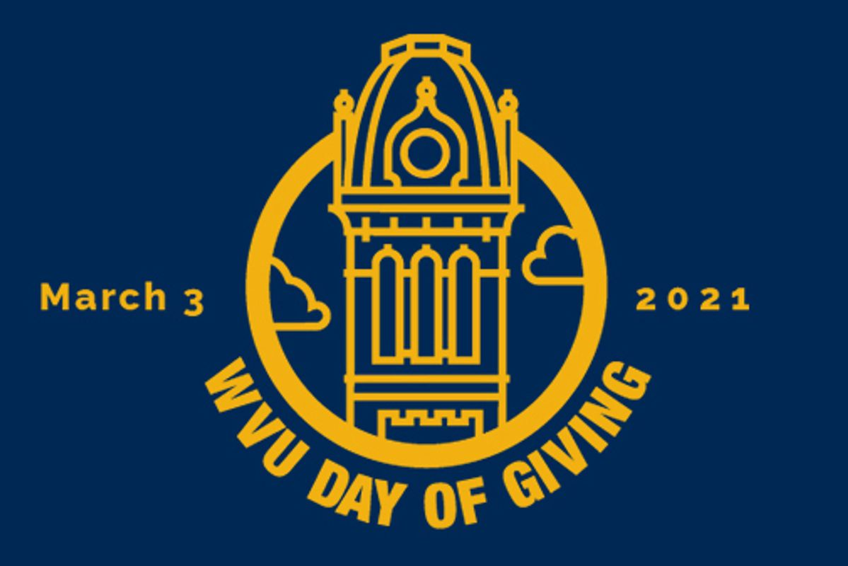 WVU Day of Giving graphic