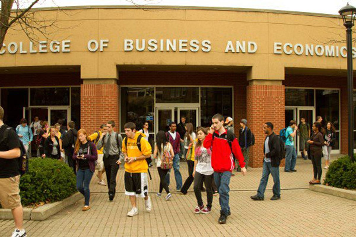 WVU College of Business and Economics