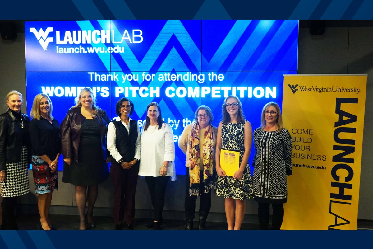 WVU hosts inaugural Women's Pitch Competition