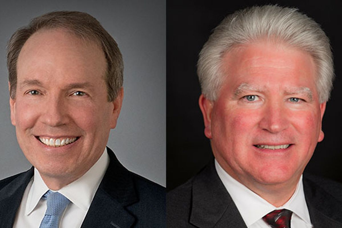 Statler, Heywood named to WVU Board of Governors