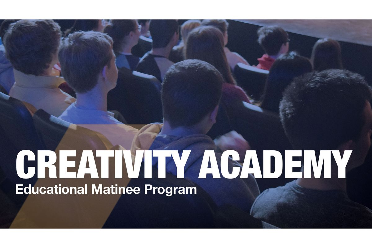 graphic for Creative Academy
