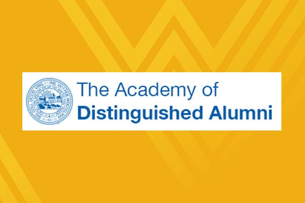 Academy of Distinguished Alumni logo