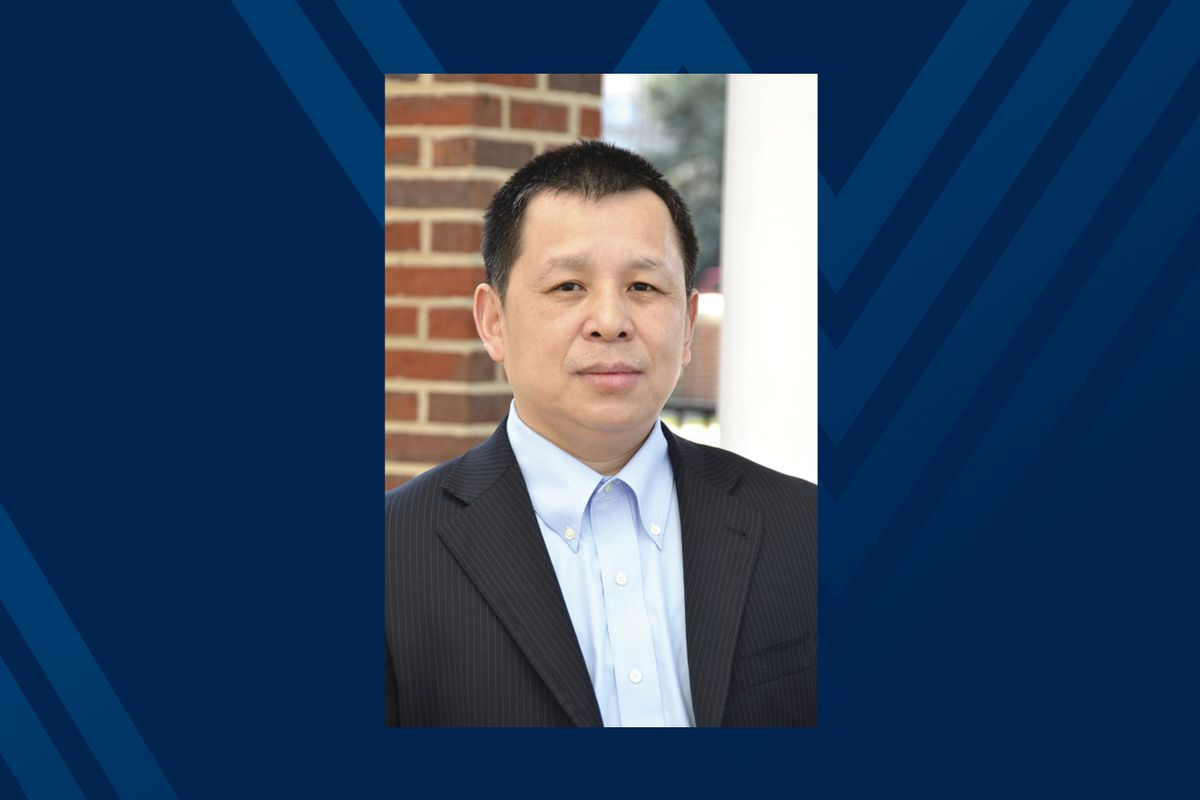 Photo of Professor Nick Wu