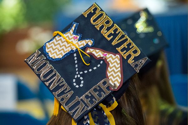 mortarboard Forever Mountaineer