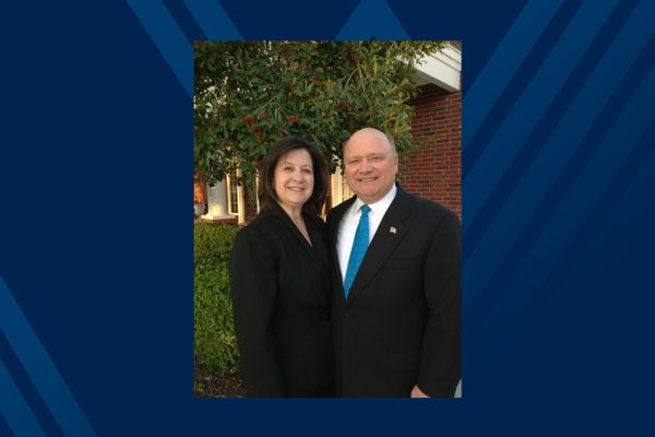Kathy and Wayne Richards