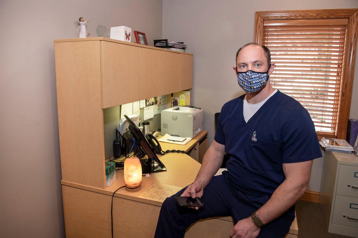 Shon Rowan, WVU Medicine doctor
