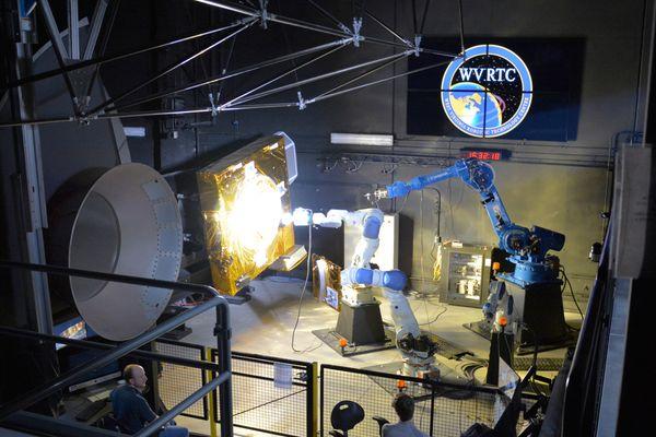 astrophysics lab