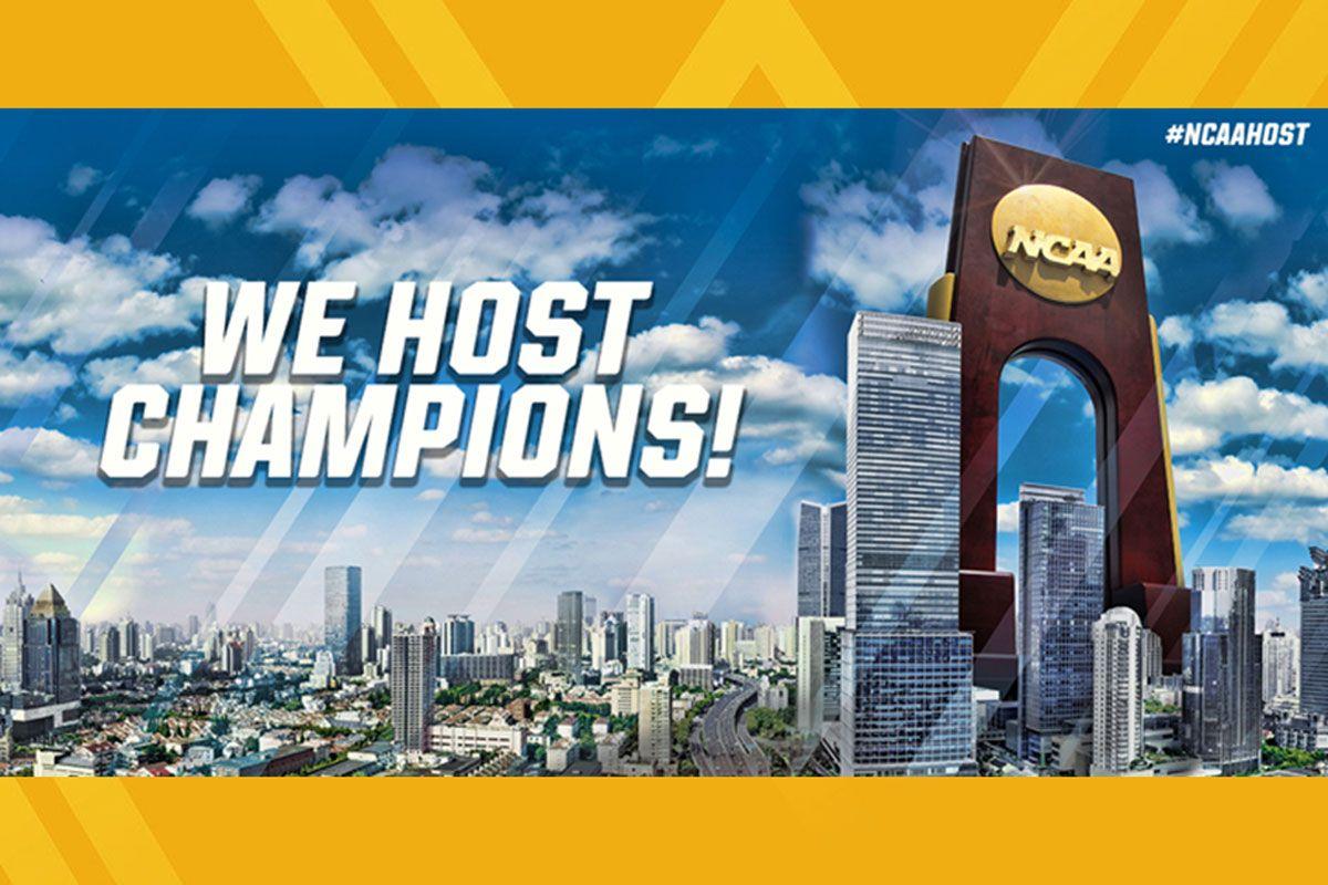 We host champions