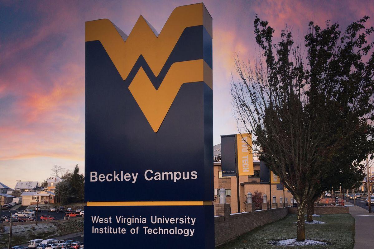 WV logo for WVU Beckley Campus