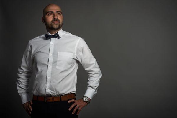 Photo of Osama Elzamzamy