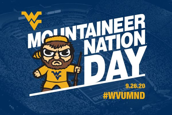 Mountaineer Nation Day announcement