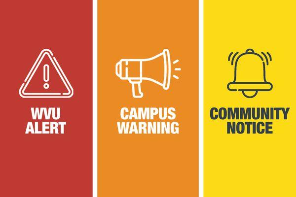 WVU Alert system