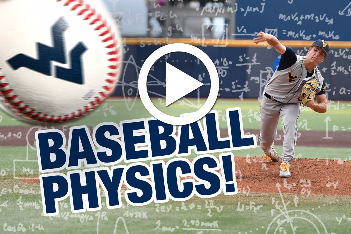 graphic for baseball physics