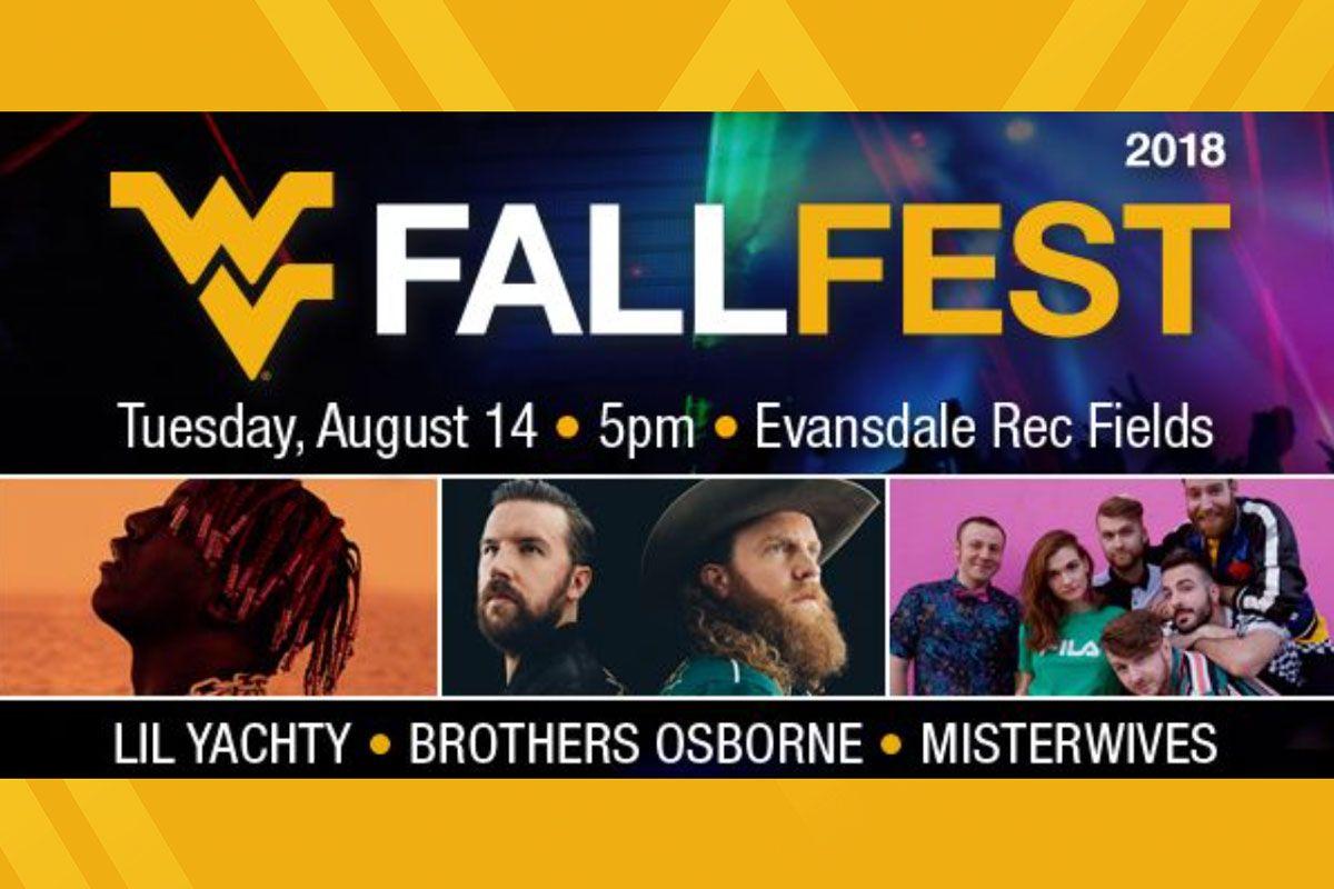 FallFest 2018 logo