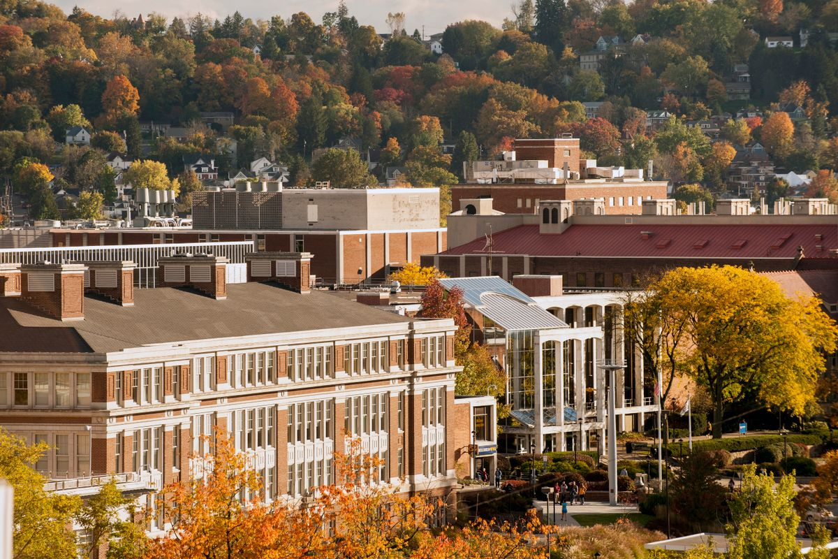 photo of WVU's Downtown campus
