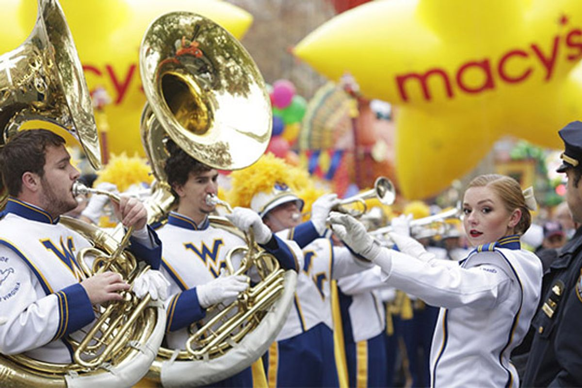 Donors contribute record $172K to WVU Foundation's 2016 Pride Travel Fund