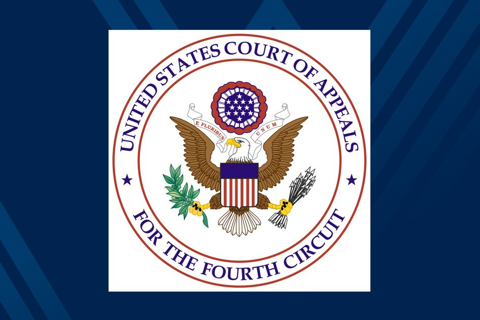 Seal of the U.S. Supreme Court of Appeals Fourth Circuit