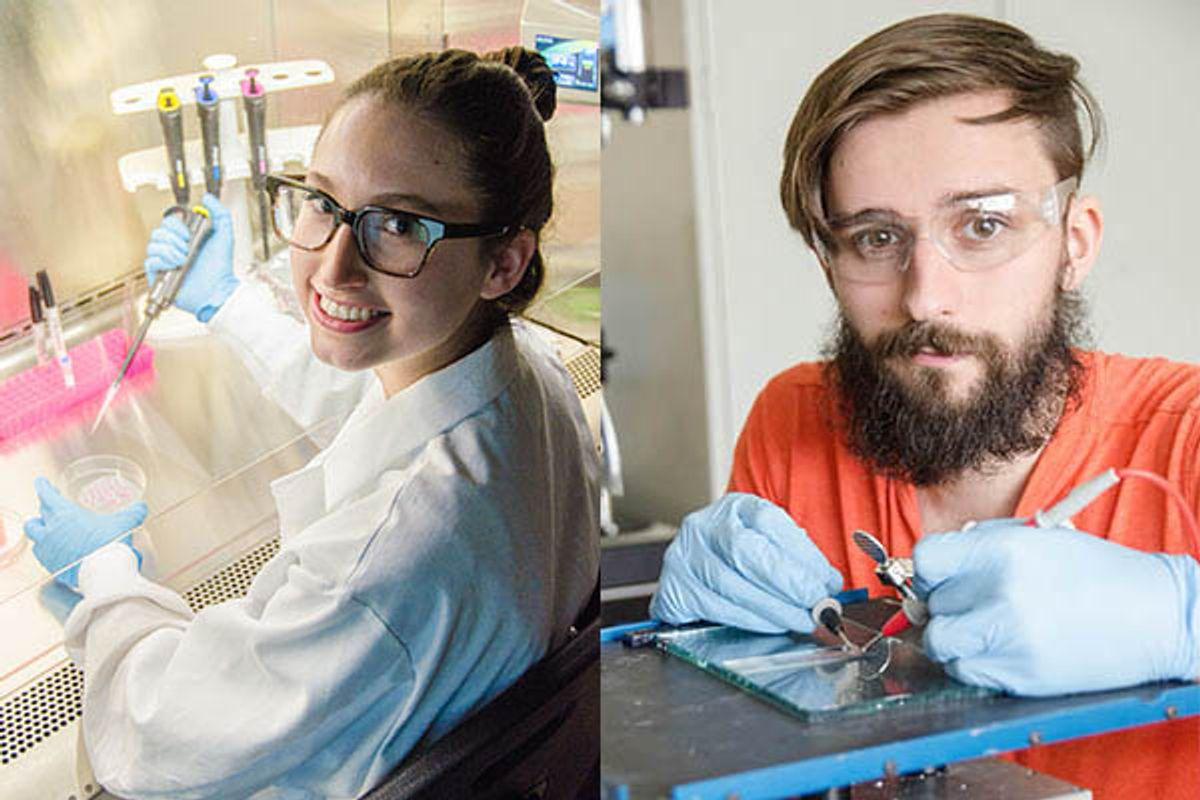 Goldwater Scholars Gilpin, Beard