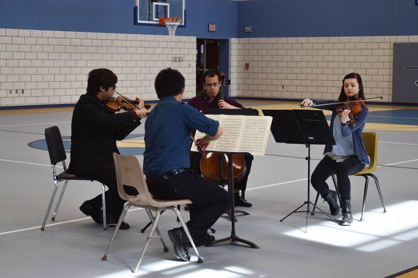 Prometheus String Quartet