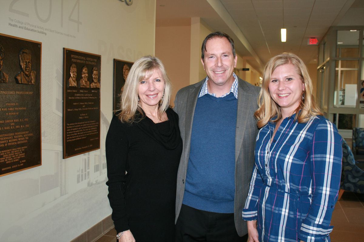 CPASS faculty honored