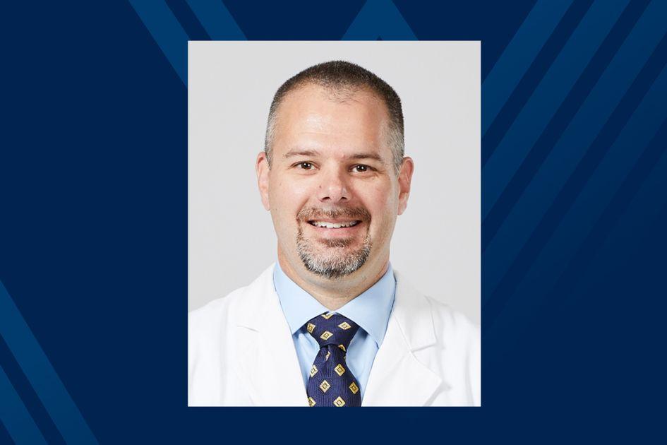 Carl Schmidt, M.D. (photo courtesy Ohio State University)