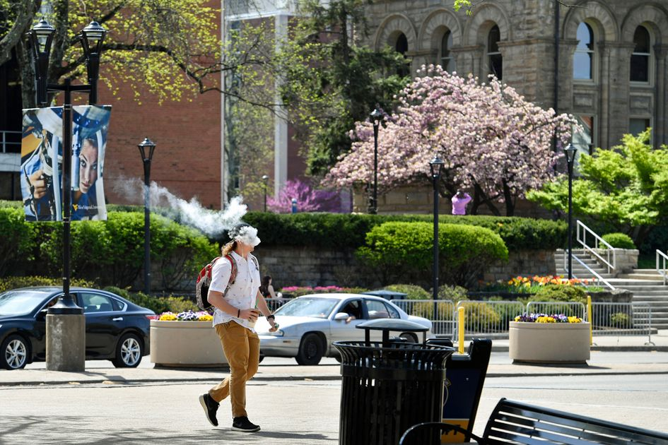 A study by WVU researcher Mark Olfert indicates that vaping may impact the heart in ways that are similar to smoking. Vaping has surpassed all other forms of tobacco use in middle- and high-school populations.