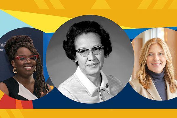 WVU Black History month panelists