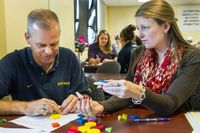WVUTeach prepares undergraduate students in STEM majors to become teachers. The program strengthens the educational foundation of West Virginias youngest generation so they can compete in the job market of the future.