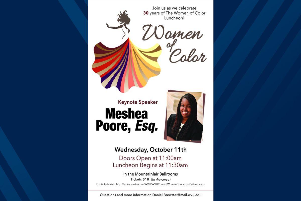 Meshea Poore feature