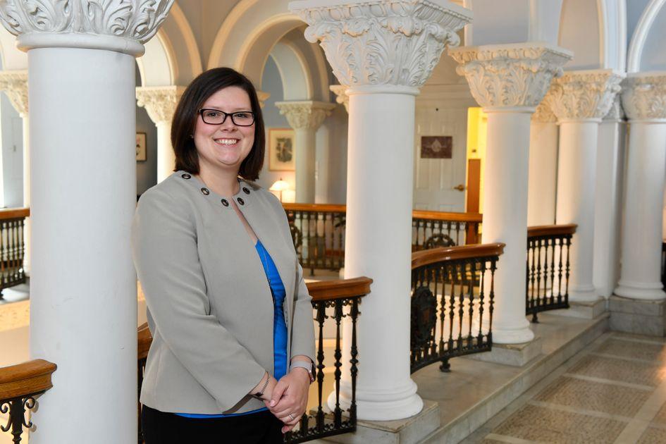 Photo of Azalea Hulbert in Stewart Hall