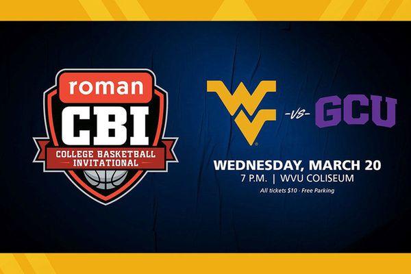 Roman CBI graphic - WVU vs GCU