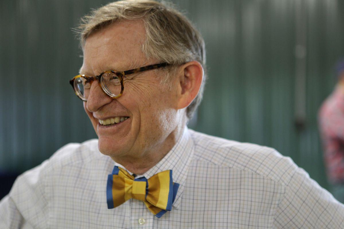 WVU President Gordon Gee