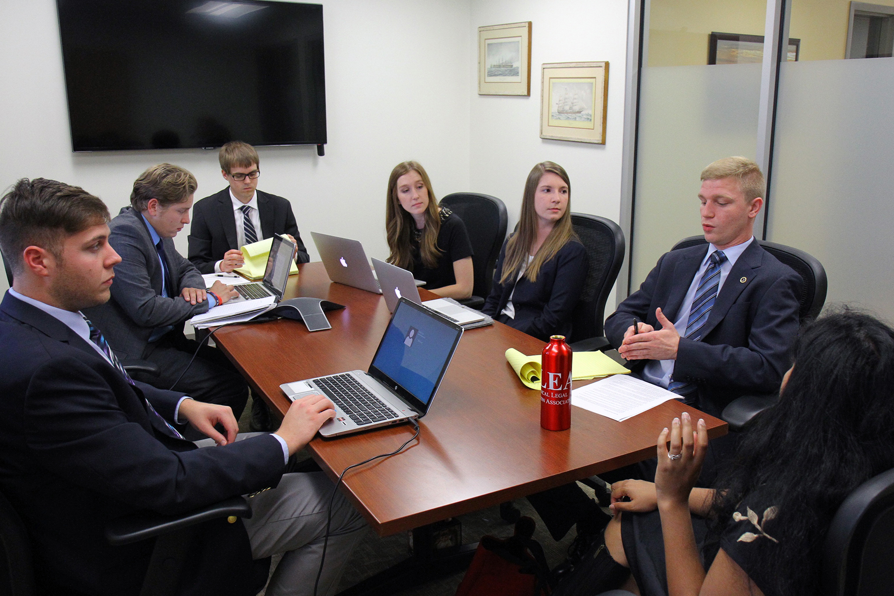 wvu college of law clinic awarded grant for student entrepreneurs full size