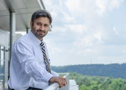 Antar Jutla, assistant professor of civil and environmental engineering.