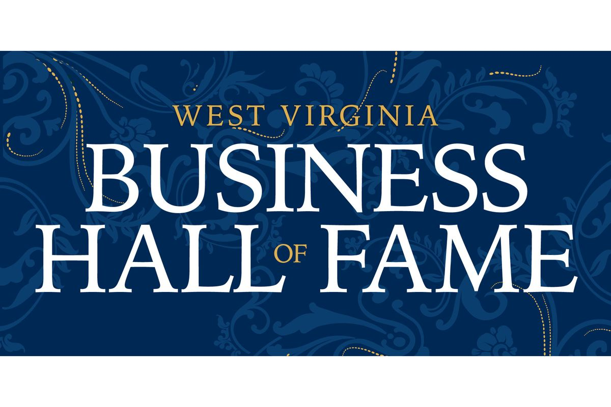 graphic art for West Virginia Business Hall of Fame