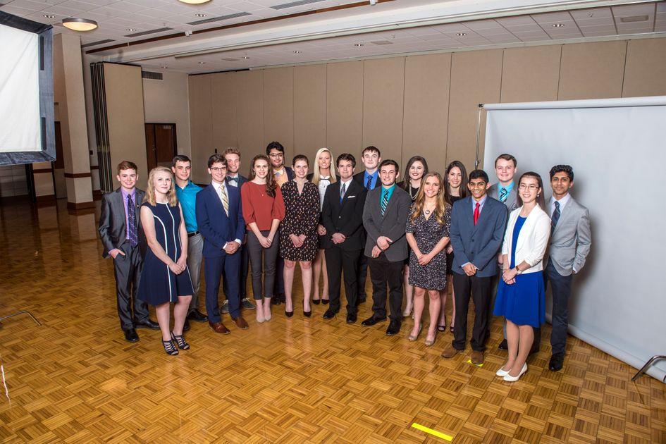 2018 Bucklew Scholarship cohort