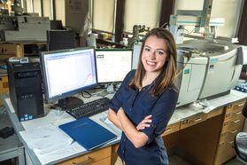 Sydney Brooks, NSF Fellowship, 2017