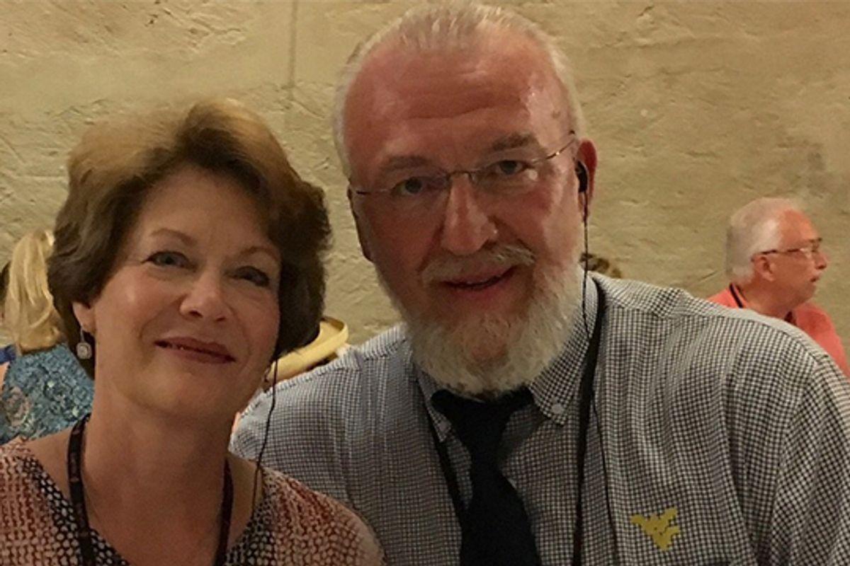 Scott and Carol Rotruck