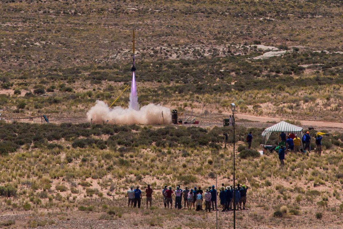 Experimental Rocketry team