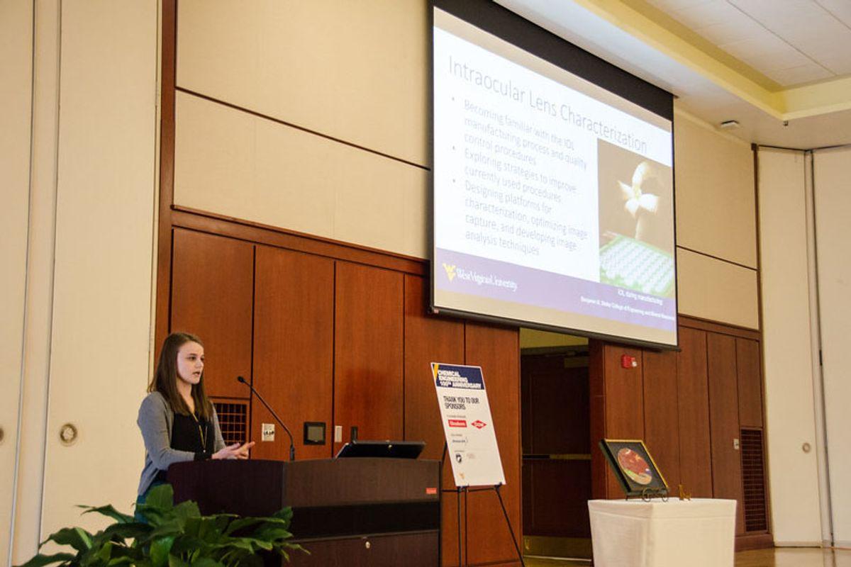 Erin Midkiff Biomedical Engineering Statler