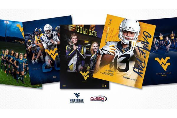 photo of magazine covers showing athletes