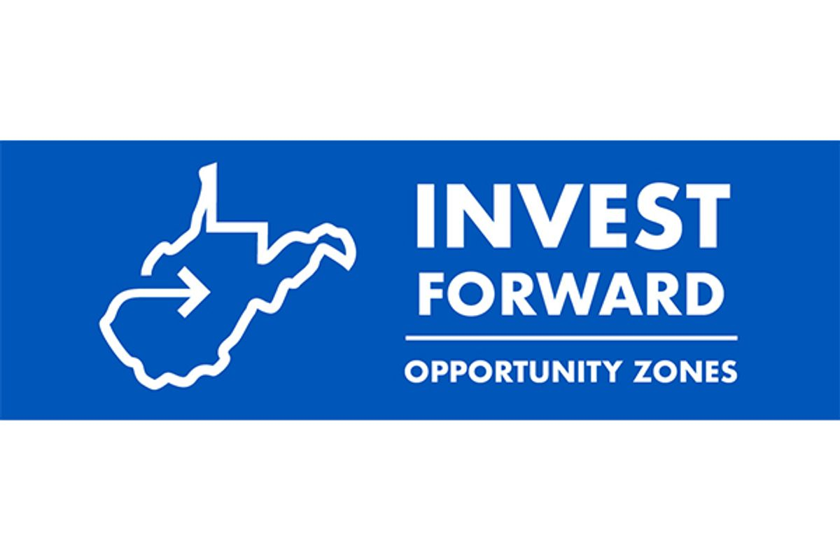 graphic for Invest Forward Opportunity Zones