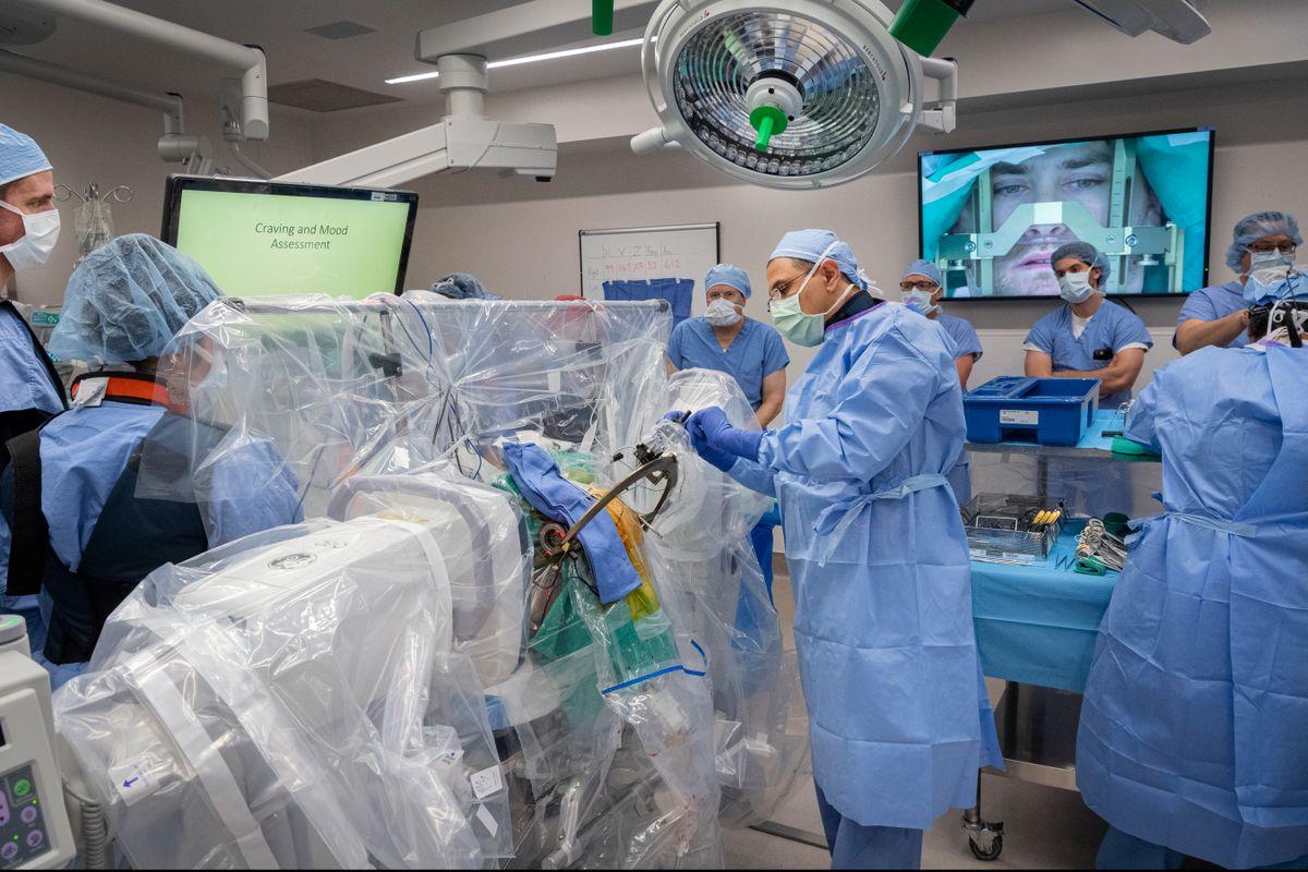 WVU Medicine Doctor Ali Rezai, MD