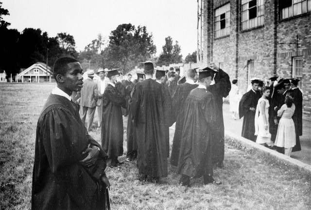A Young Ernest Green of the Little Rock Nine