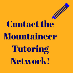 """Contact the Mountainer Tutoring Network!"""