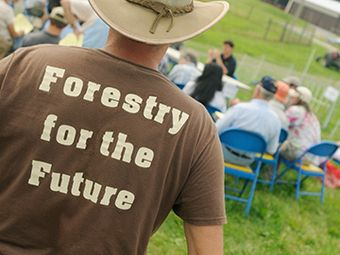 Forestry for the future