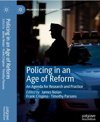 Cover of Policing in an Age of Reform