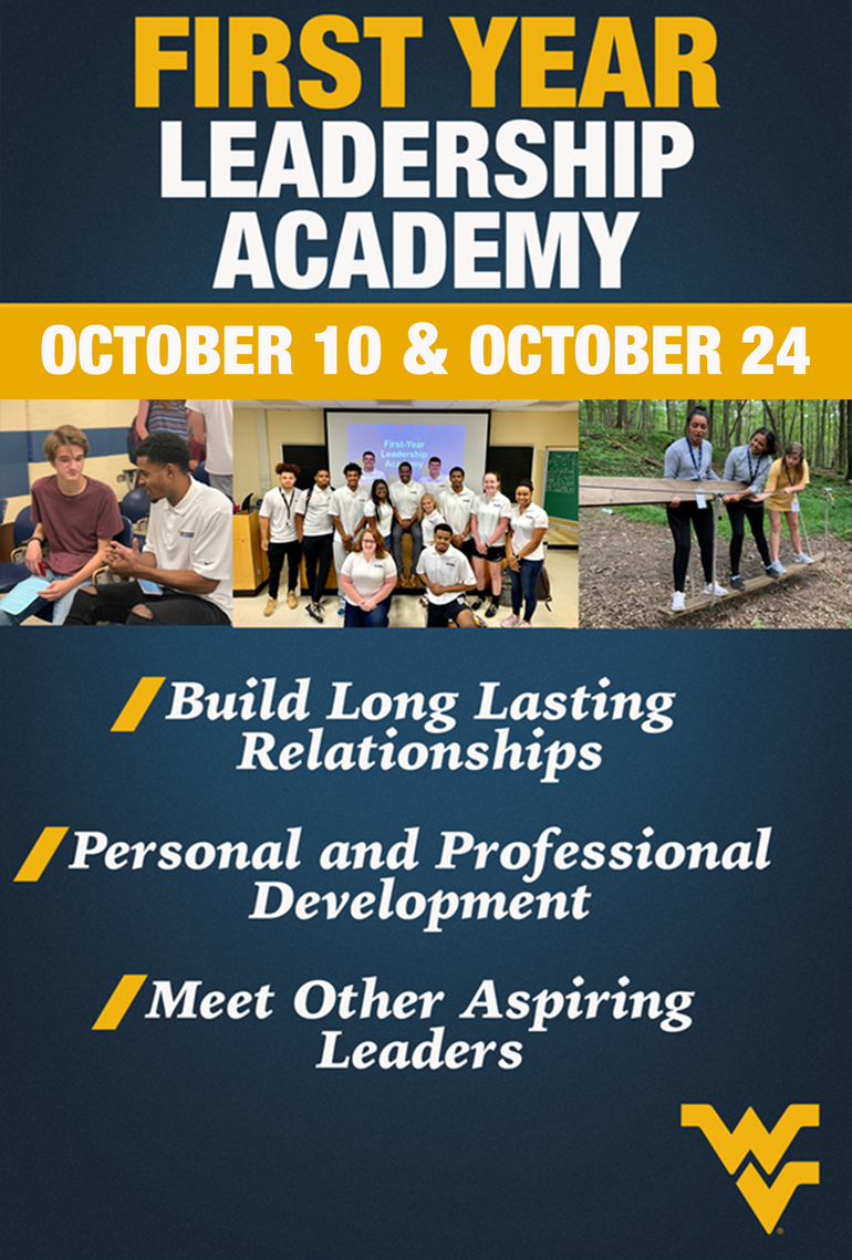 First Year Leadership Academy